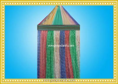Lưới võng xếp 7 màu hoặc võng lưới nhiều màu